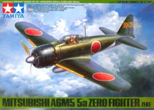 TAMIYA 1/48 61103 MITSUBISHI A6M5/5a ZERO  ZEKE