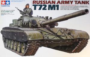 TAMIYA 1/35 35160 RUSSIAN T72M1