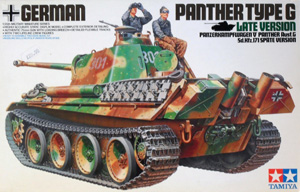 TAMIYA 1/35 35176 PANTHER G LATE VERSION