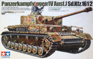 TAMIYA 1/35 35181 PANZERKAMPFWAGEN IV Ausf.J  Sd.Kfz.161/2