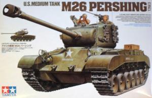 TAMIYA 1/35 35254 M26 PERSHING T26E3
