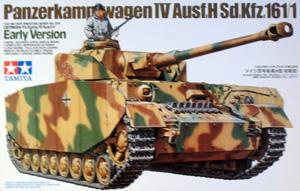 TAMIYA 1/35 35209 Pz.Kpfw IV Ausf.H EARLY VERSION