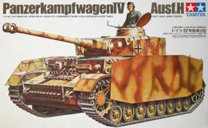TAMIYA 1/35 35054 PANZERKAMPFWAGEN IV Ausf.H