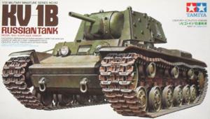 TAMIYA 1/35 35142 KV-1B
