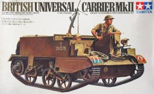 TAMIYA 1/35 35089 UNIVERSAL CARRIER Mk.II