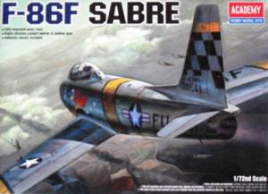 1/72 1629 F-86F SABRE