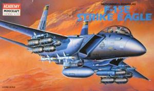 1/72 2110 F-15E STRIKE EAGLE