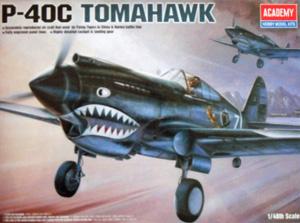 1/48 2182 P-40C TOMAHAWK
