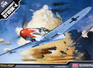 ACADEMY 1/48 12228 MESSERSCHMITT Bf 109K-4