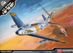 ACADEMY 1/48 12234 F-86F THE HUFF