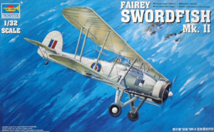 TRUMPETER 1/32 03208 FAIREY SWORDFISH Mk.II
