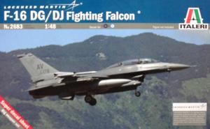 ITALERI 1/48 2683 F-16DG/DJ FIGHTING FALCON