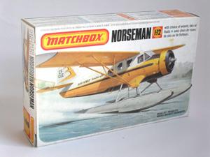 MATCHBOX 1/72 PK-125 NOORDUYN NORSEMAN