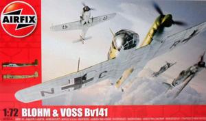 AIRFIX 1/72 03014 BLOHM   VOSS Bv 141