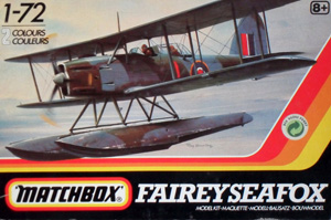 MATCHBOX 1/72 PK-36 FAIREY SEAFOX
