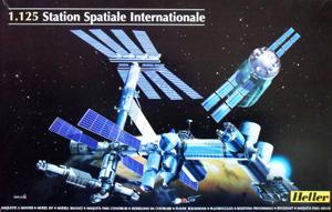 HELLER 1/125 80444 INTERNATIONAL SPACE STATION