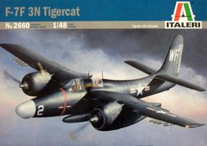 ITALERI 1/48 2660 F-7F3N TIGERCAT