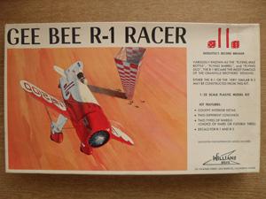 WILLIAMS 1/32 711 GEE BEE R1 RACER