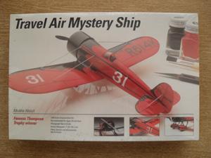 TESTORS 1/48 916 TRAVEL AIR MYSTERY SHIP