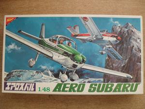 NICHIMO 1/48 AERO SUBARU FUJI FA-200