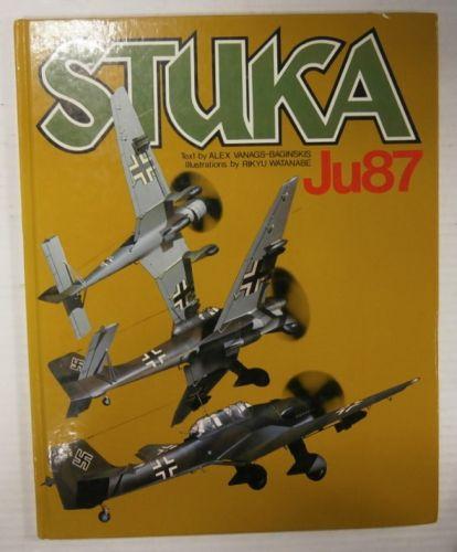 CHEAP BOOKS  ZB3348 STUKA - ALEX VANAGS