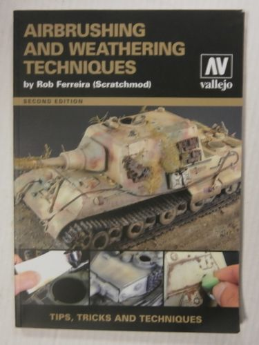 CHEAP BOOKS  ZB3347 AIRBRUSHING AND WEATHERING TECHNIQUES