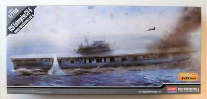 Thumbnail 14224 USS ENTERPRISE CV-6 MODELLERS EDITION
