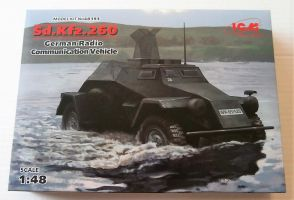 Thumbnail 48193 Sd.kFZ.260 GERMAN RADIO COMMUNICATION VEHICLE