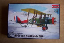 422 AIRCO  de HAVILLAND  D.H.4