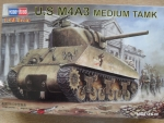 Thumbnail 84803 M4A3 MEDIUM TANK