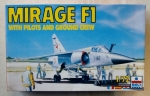 Thumbnail 9081 MIRAGE F1 WITH PILOTS   GROUNDCREW