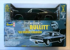 Thumbnail 1514 STEVE MCQUEEN BULLITT 68 DODGE CHARGER METAL BODY