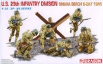 Thumbnail 6211 US 29th DIVISION OMAHA BEACH D-DAY 1944