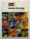 Thumbnail REVELL 1972/73 HOBBY CATALOG GERMAN TEXT