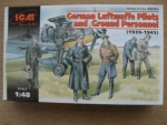 Thumbnail 48082 WWII LUFTWAFFE PILOTS   GROUND PERSONNEL