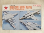 Thumbnail 2505 MODERN SOVIET AIRCRAFT WEAPONS SET 2 AIR TO SURFACE MISSILES