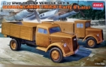 Thumbnail 13404 GERMAN CARGO TRUCK EARLY   LATE