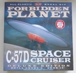 Thumbnail 916 FORBIDDEN PLANET C57D SPACE CRUISER