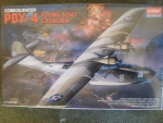 Thumbnail 2136 CONSOLIDATED PBY-4 CATALINA