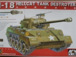 Thumbnail 35015 M-18 HELLCAT TANK DESTROYER