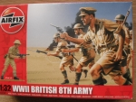 Thumbnail 02707 WWII BRITISH EIGHTH ARMY