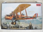 Thumbnail 430 AIRCO de HAVILLAND D.H.4 WITH PUMA ENGINE