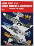 Thumbnail 01. NORTH AMERICAN P-51D MUSTANG IN USAAF USAF SERVICE