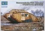 Thumbnail 72001 Mk.I MALE BRITISH TANK SOMME BATTLE