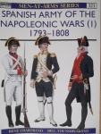 Thumbnail 321. SPANISH ARMY OF THE NAPOLEONIC WARS  1  1793-1808