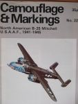 Thumbnail 22. NORTH AMERICAN B-25 MITCHELL USAAF 1941-1945