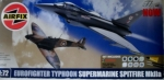 Thumbnail 50040 EUROFIGHTER TYPHOON   SUPERMARINE SPITFIRE Mk.IIa