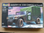 Thumbnail 03027 HMMWV M1038 CARGO WITH CANVAS