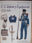 Thumbnail 214. US INFANTRY EQUIPMENTS 1775-1910