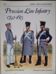 Thumbnail 152. PRUSSIAN LINE INFANTRY 1792-1815